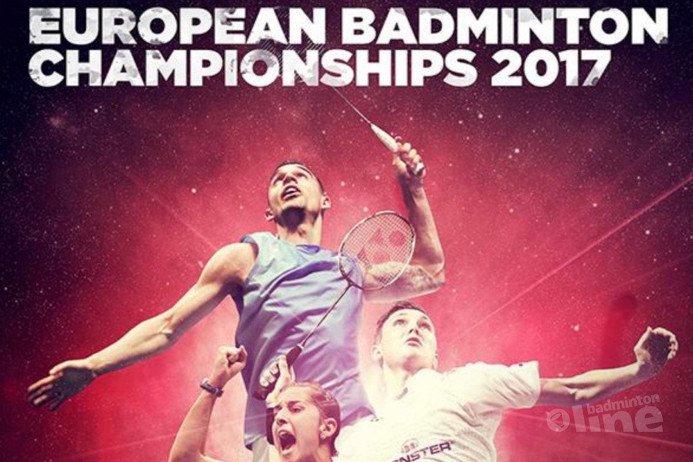 Qualifiers voor EK in Denemarken bekend: Gayle Mahulette en Nick Fransman hoogstgeplaatste Nederlanders