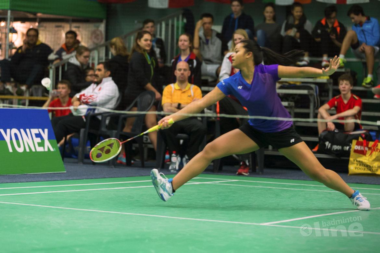 Nederland herpakt zich tijdens tweede dag Dutch Junior International in Haarlem
