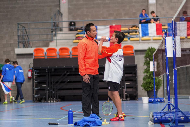 Zesde plaats voor Nederlands jeugdteam U15 bij 8 nations