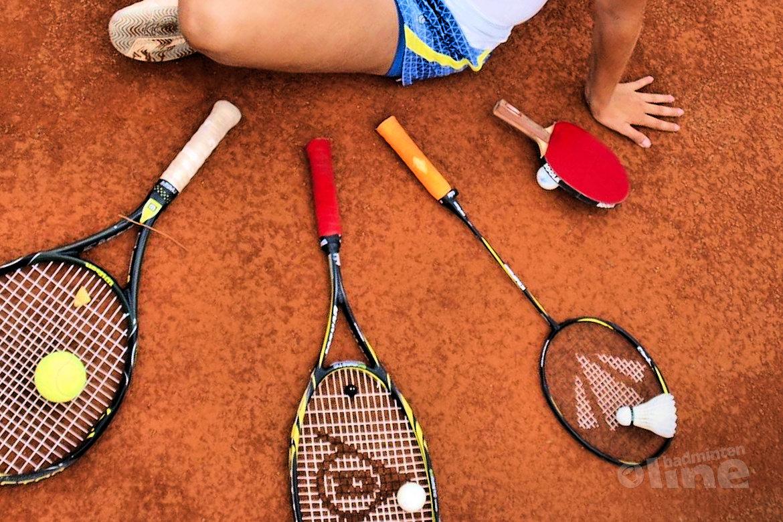 Ted van der Meer: de racketsporten zijn niet meer populair