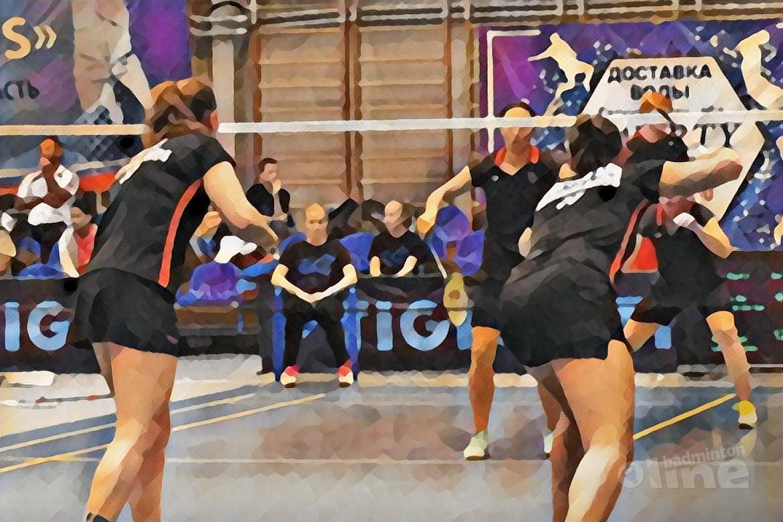 Duitse blokkade in Rusland houdt Van der Aar en Jille uit halve finale