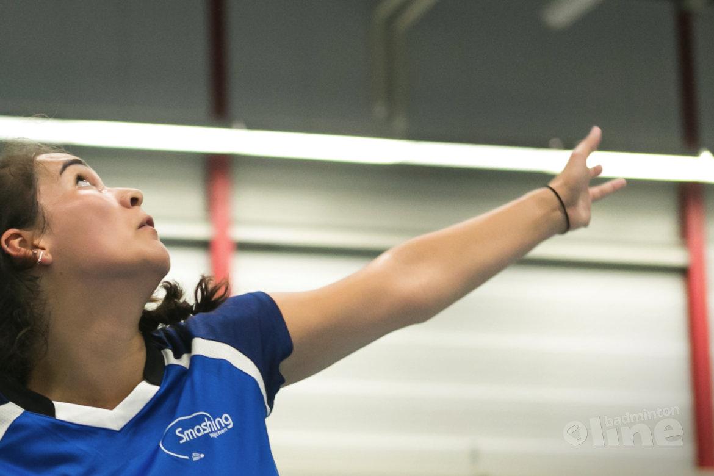 Smashing pakt drie punten in tweede ronde Nederlandse Badminton Eredivisie