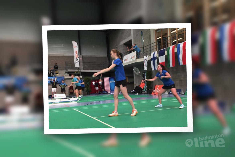 Drie kwartfinaleplaatsen voor jeugd U17 en U19 bij Belgian Junior