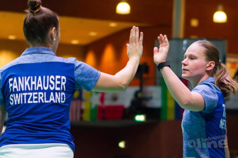 Iris Tabeling: no European Championships this year