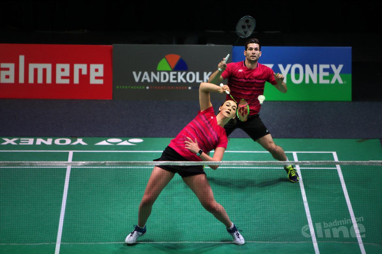 Wisselende resultaten Nederlanders eerste dag hoofdtoernooi Dutch Open