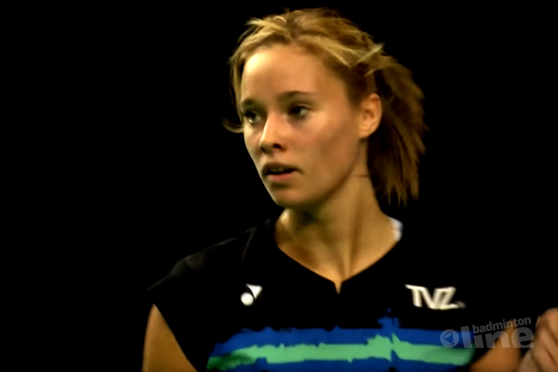 Nederlandse badmintonteam talrijk vertegenwoordigd in halve finales Scottish Open 2017