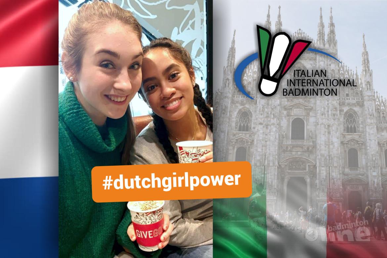Nederlandse ploeg bij jaarafsluiting: Italian International 2017 in Milaan