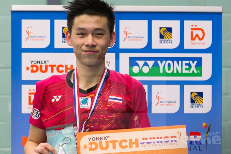 Dutch Junior International zit erop: Azië oppermachtig