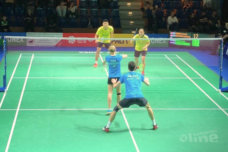 Duinwijck-spelers Jacco Arends en Selena Piek beschikbaar voor Finale Landskampioenschap in Den Bosch