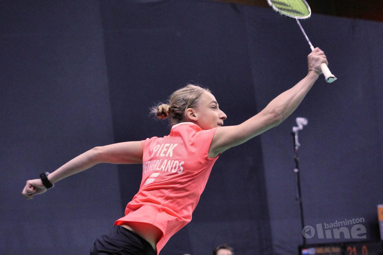 Geen kwartfinales voor Jacco Arends en Selena Piek bij All England Open 2018