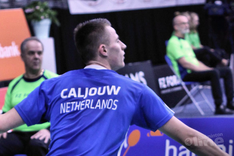 Topbadmintonner Mark Caljouw geselecteerd voor European Games 2019 in Minsk