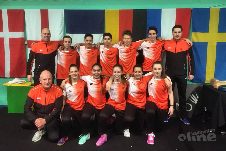 Teamtoernooi Six Nations U17 weer achter de rug