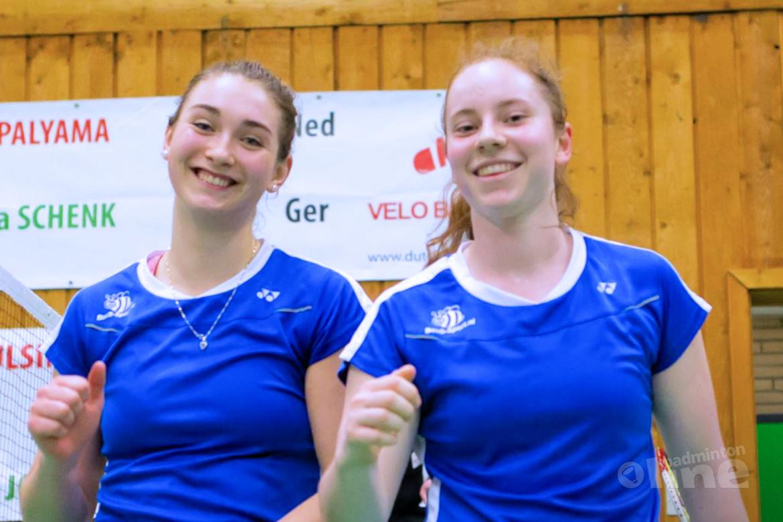 Imke van der Aar and Debora Jille split up as badmintonpair