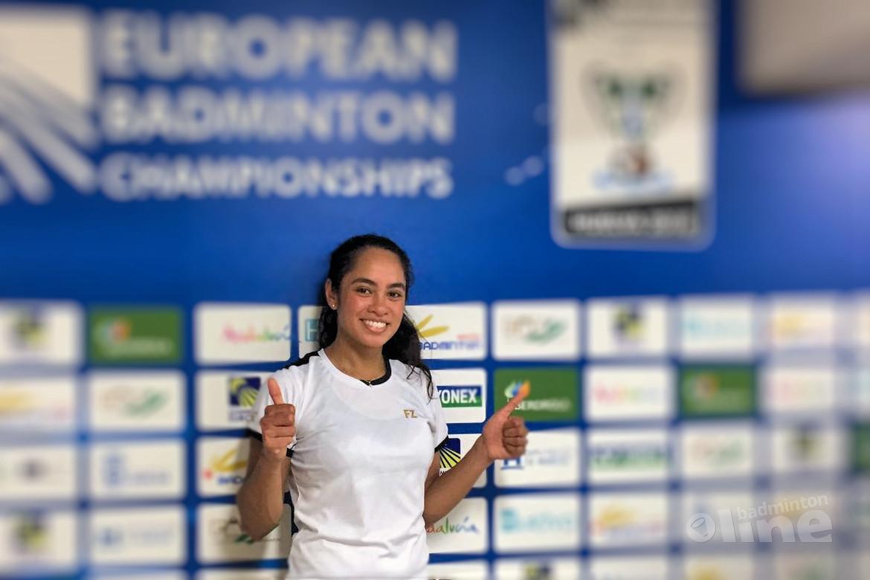 Veel Nederlands succes op tweede dag EK Badminton 2018