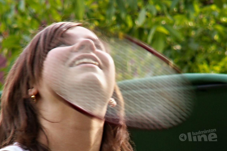 Badmintontechniek: de terugtrekbeweging