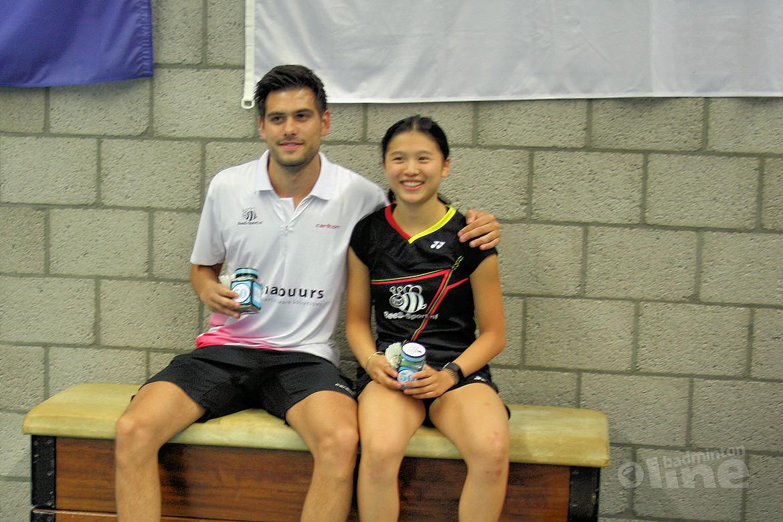 Tiener Amy Tan kampioen in Veendam