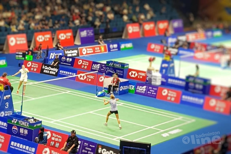 WK Badminton 2018: Jelle Maas en Robin Tabeling knallen tweede ronde in