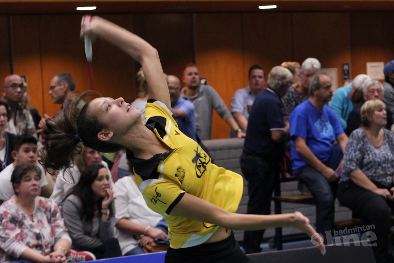 Nederlandse Badminton Eredivisie: Almere uit tegen Smashing in Wijchen