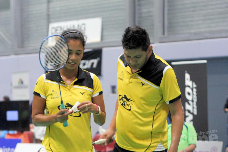 Almere gastheer voor DKC in derde Nederlandse Badminton Eredivisie weekend