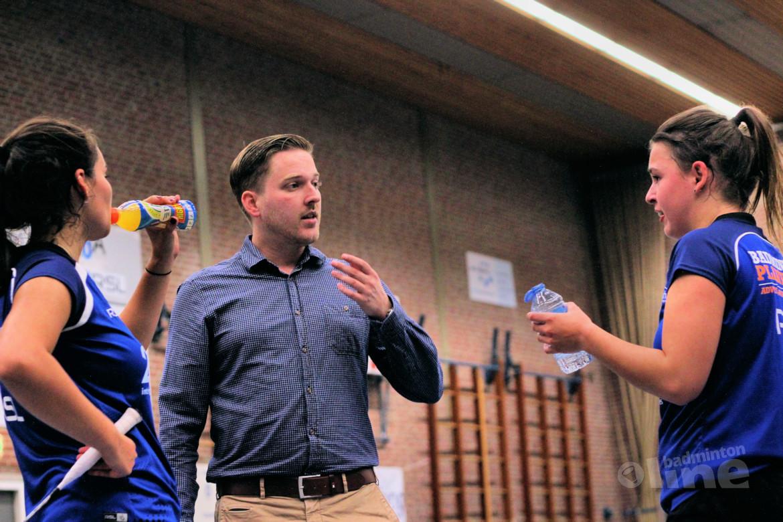 Wijchense badmintonclub Smashing pakt vier punten in teleurstellend dubbelweekend