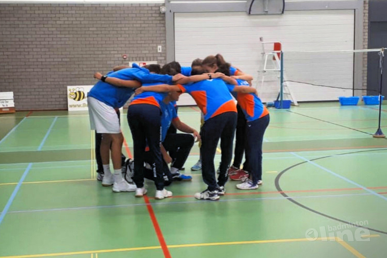 Hoornse geeft visitekaartje af in Nederlandse Badminton Eredivisie