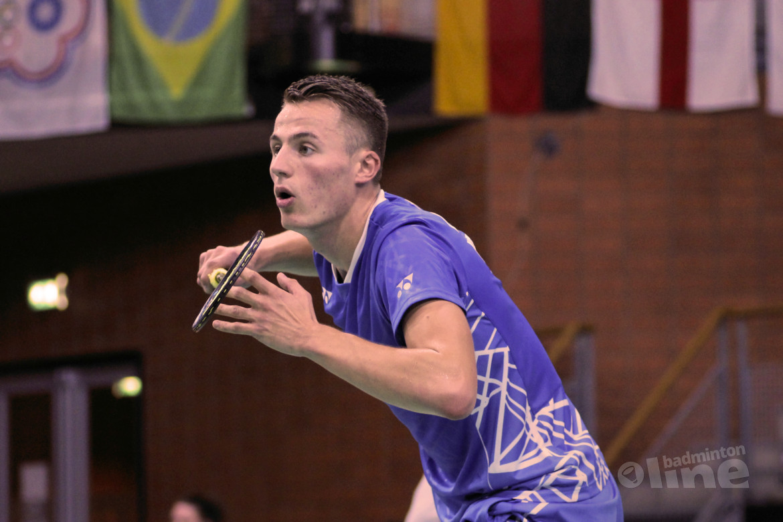 Loting Nederlandse Kampioenschappen Badminton 2019 bekendgemaakt