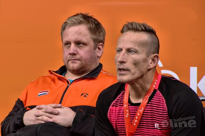 Bondscoach Kent Madsen vertrekt; Ruud Bosch interim-bondscoach Badminton Nederland