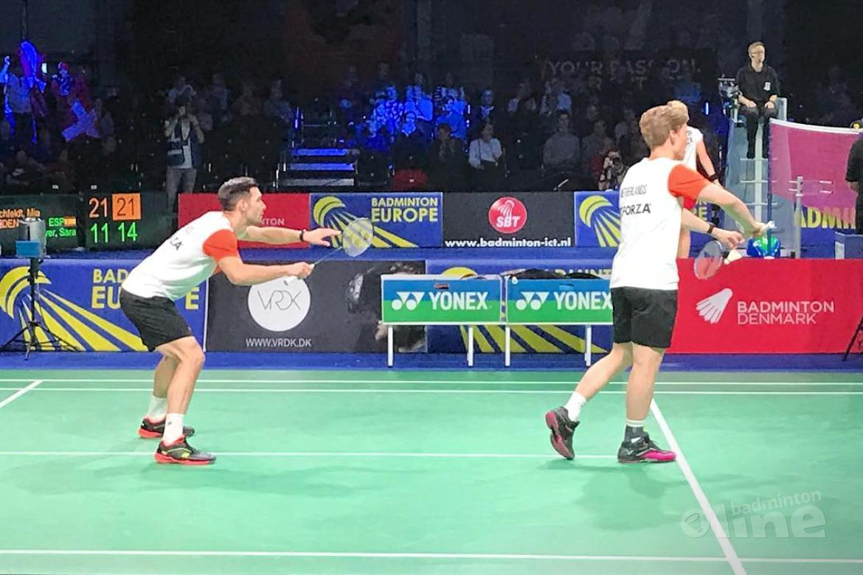 Nederland naar halve finales EK Gemengde Teams na winst tegen Frankrijk