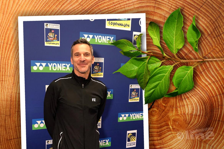Wordt technisch directeur Victor Anfiloff een succesvol tuinman?