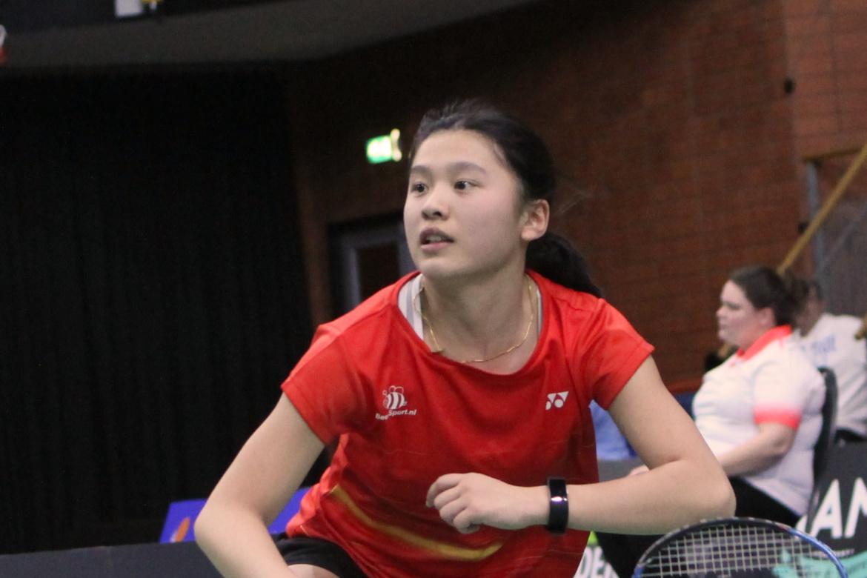 Zondag halve finales Nederlandse Kampioenschappen Badminton in Almere