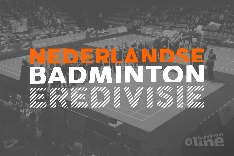 Drop Shot wint opnieuw van Duinwijck en gaat naar finale Nederlandse Badminton Eredivisie
