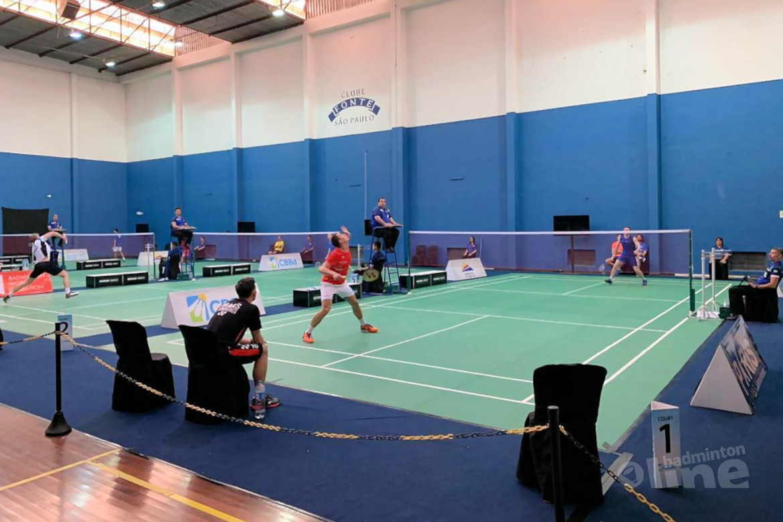Verschillende Team NL badmintonners al in kwartfinales Brazil International 2019