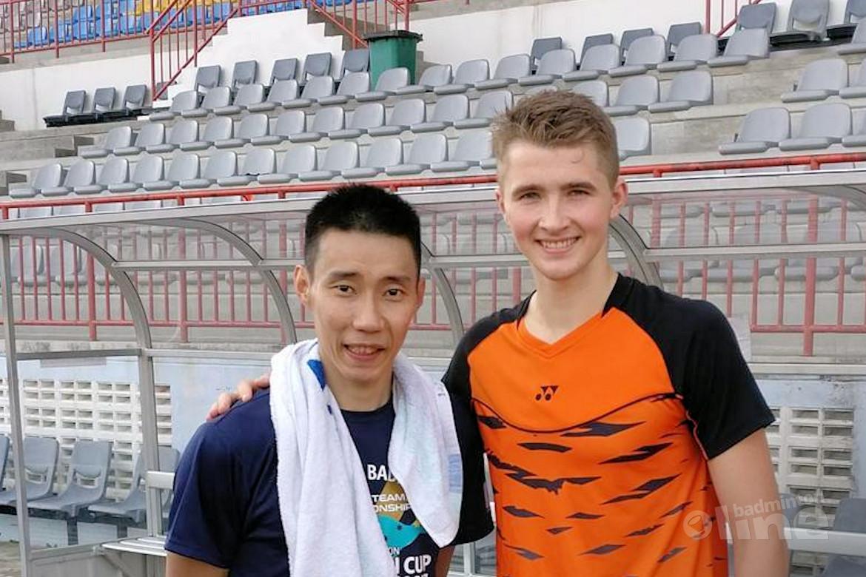 Finn Achthoven en Wessel van der Aar geselecteerd voor Wereld Jeugdkampioenschappen Badminton in Rusland