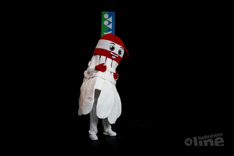 Een platgeslagen mascotte voor onze sport?