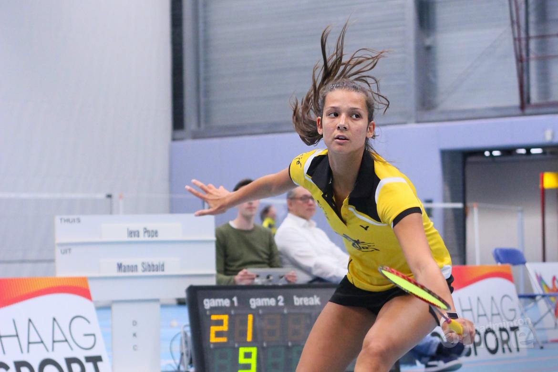 Almere ongeslagen naar de kampioenspoule van Nederlandse Badminton Eredivisie