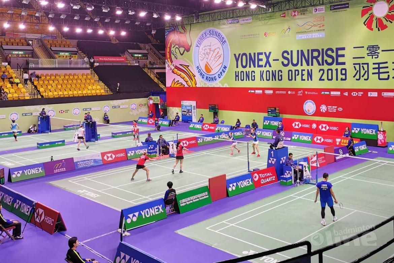Selena Piek en Cheryl Seinen door bij Yonex-Sunrise Hong Kong Open 2019