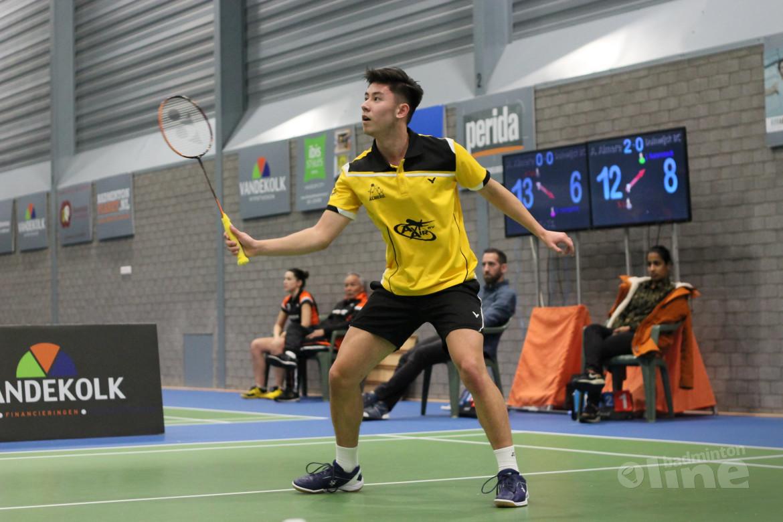 Almere plaatst zich voor finale om de landstitel Nederlandse Badminton Eredivisie