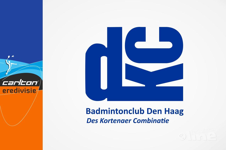 Uitwedstrijd in hoofdstad voor DKC