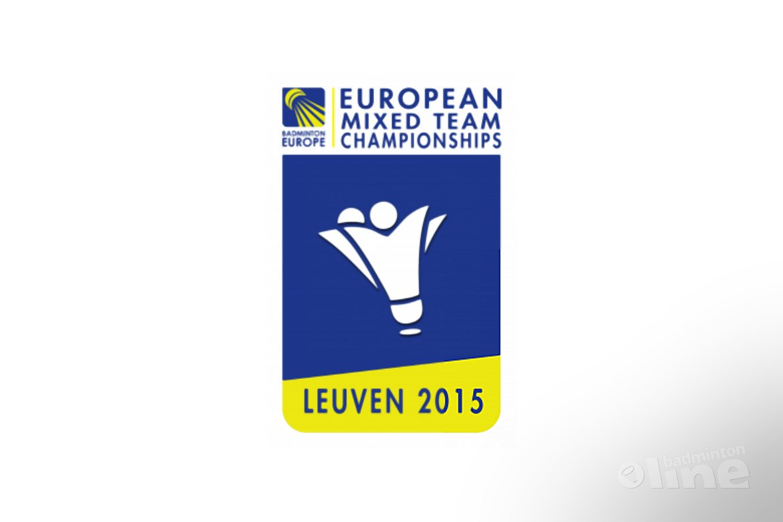 Selectie EK Gemengde Landenteams 2015 bekend